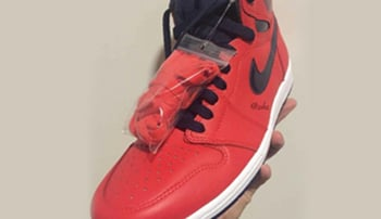 Air Jordan 1 David Letterman