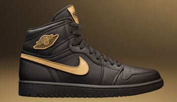 Air Jordan 1 High BHM 2017