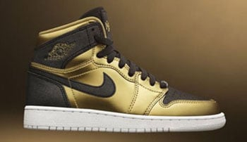 Air Jordan 1 High GS BHM