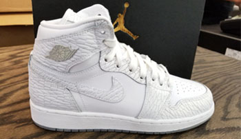 Air Jordan 1 High GS Frost White Release Date
