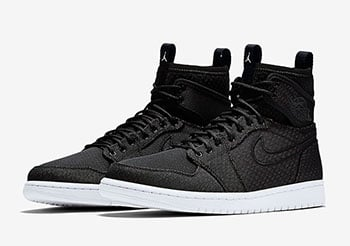 Air Jordan 1 High Ultra Black
