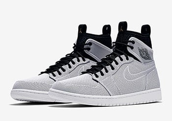 Air Jordan 1 High Ultra White Pure Platinum