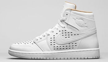 Air Jordan 1 High White Vachetta Tan