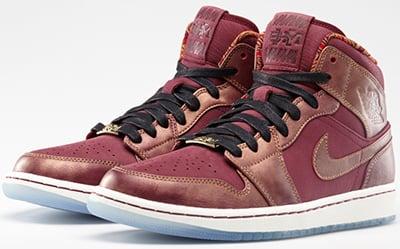 Air Jordan 1 Mid BHM Release Date 2014