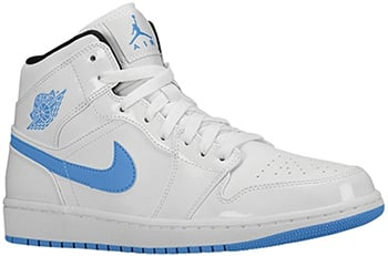 Air Jordan 1 Mid White Legend Blue Release Date