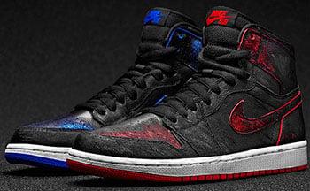 Air Jordan 1 x Nike SB Lance Black Release Date