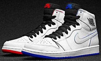 Air Jordan 1 x Nike SB Lance White Release Date
