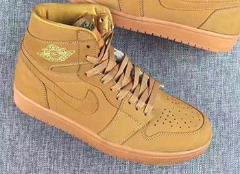 Air Jordan 1 OG Wheat