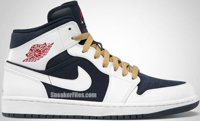 Air Jordan 1 Phat Obsidian Gym Red White Release Date