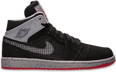 Air Jordan 1 Retro 89 Black Fire Red Release Date