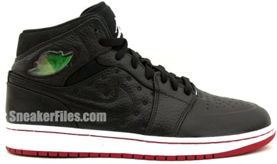 Air Jordan 1 Retro 97 Black White Gym Red March 2013 Release Date