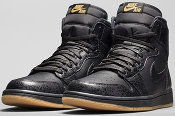 Air Jordan 1 Retro High OG Black Gum Release Date