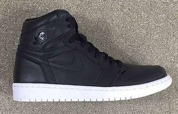 Air Jordan 1 Retro High OG Black White Release Date