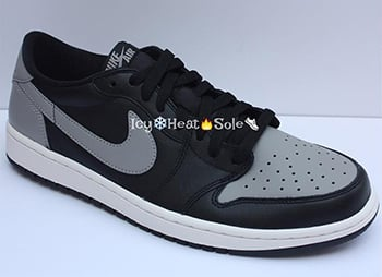 Air Jordan 1 Retro Low OG Shadow Release