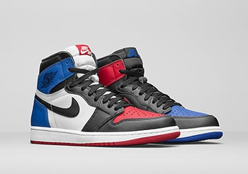 Air Jordan 1 Top 3 Three