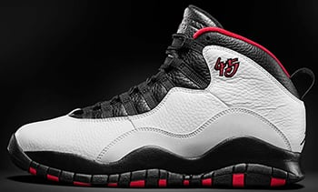 Air Jordan 10 Chicago 45 2015 Release Date