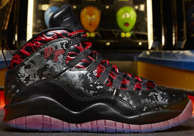 Air Jordan 10 Doernbecher November Release Date