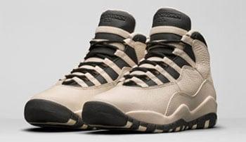 Air Jordan 10 Heirness Pearl