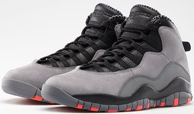 Air Jordan 10 Infrared Release Date 2014