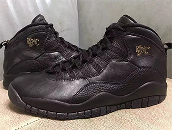 Air Jordan 10 NYC Retro