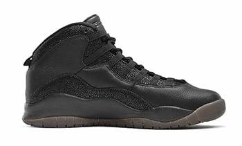 5781f75e03a5 Air Jordan 10 OVO Black Release Date