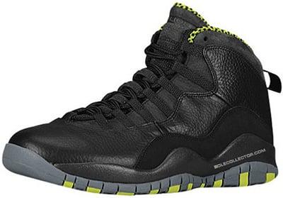 Air Jordan 10 Venom Green Release Date 2014