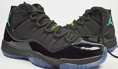 Air Jordan 11 Gamma Blue Release Date 2013