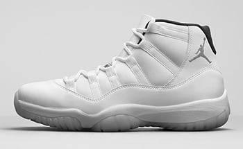 Air Jordan 11 Girls December 2016