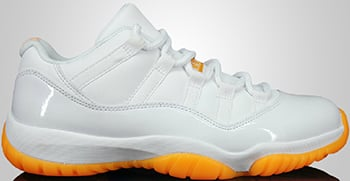 Air Jordan 11 Low GS Citrus Release Date