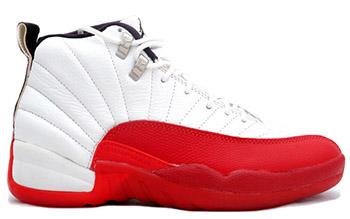 Air Jordan 12 Cherry 2016