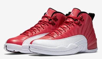 Air Jordan 12 Gym Red Alternate