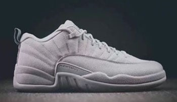 Air Jordan 12 Low Georgetown Release Date
