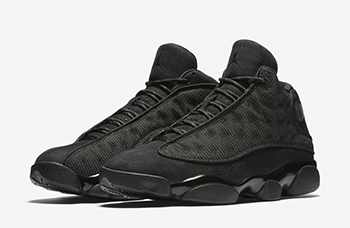Air Jordan 13 Black Cat Release Date