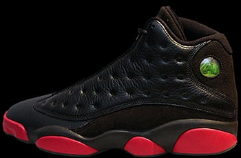Air Jordan 13 Black Infrared Release Date