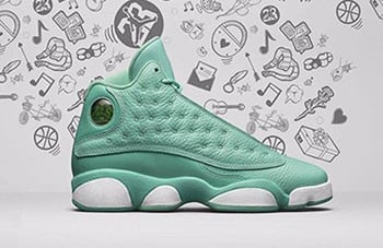 Air Jordan 13 GS What Is Love Pack
