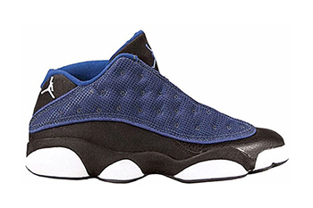 Air Jordan 13 Low Brave Blue Release Date