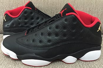 Air Jordan 13 Low Bred 2015 Release Date