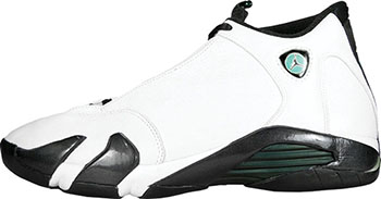 Air Jordan 14 Oxidized Green 2016 Release