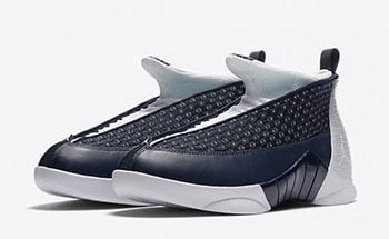Air Jordan 15 Obsidian Retro