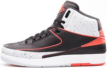 Air Jordan 2 Infrared Release Date