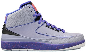 Air Jordan 2 Iron Purple Release Date