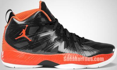 Air Jordan 2012 Lite Black Blaze Orange White 2012 Release Date