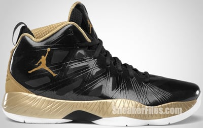Air Jordan 2012 Lite Black Metallic Gold White 2012 Release Date