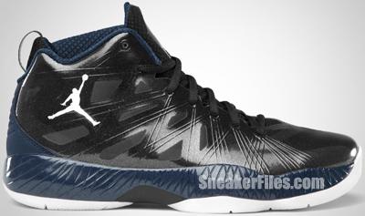 Air Jordan 2012 Lite Black Midnight Navy White 2012 Release Date
