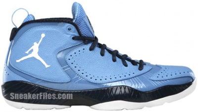 Air Jordan 2012 University Blue White Obsidian Release Date