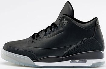 Air Jordan 3 5Lab3 Release Date Clear