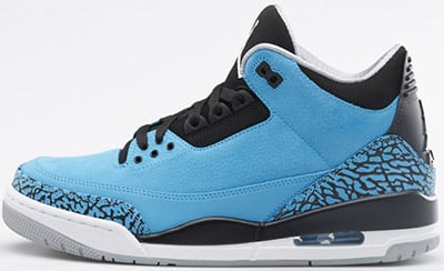 Air Jordan 3 Powder Blue Release Date
