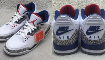 Air Jordan 3 True Blue OG