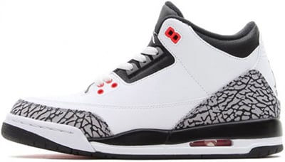 Air Jordan 3 White Infrared Release Date 2014