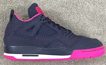 Air Jordan 4 GS Denim Release Date